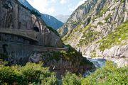 """""""Чёртов мост"""" / Швейцария"""