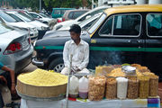 Торговля в районе Чанди Чоу / Индия