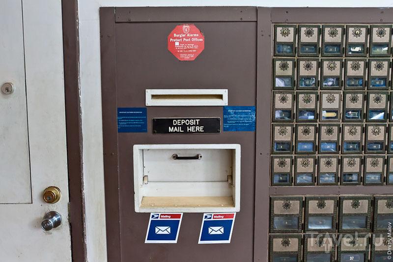 Почта в Колониа, Микронезия / Фото из Микронезии