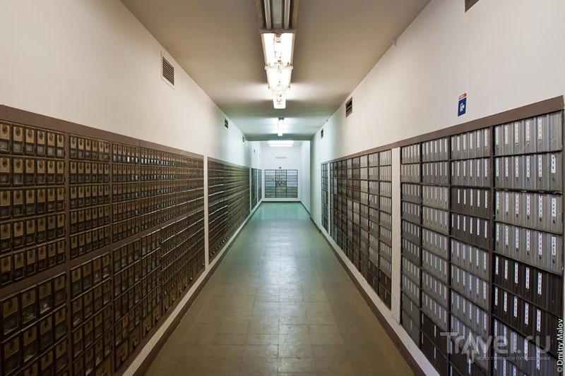 Почтовое отделение в Колониа, Микронезия / Фото из Микронезии