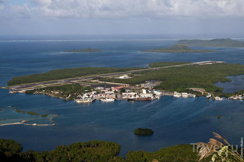 Аэропорт штата Понпеи, Микронезия / Фото из Микронезии