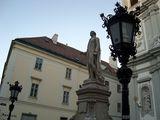 Памятник Францу Йозефу Гайдну / Австрия