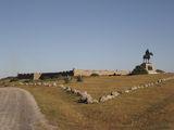 Вид на крепость / Уругвай