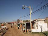 Деревенская улица / Уругвай