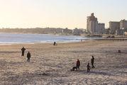 Пириаполис, пляж / Уругвай