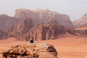 Скалы с арками / Иордания
