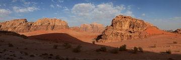 Дальше по пустыне / Иордания