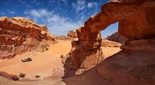 Большая арка / Иордания