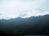 Вид на горы / Чили