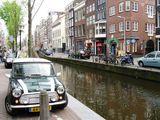 Парковка на набережной / Нидерланды