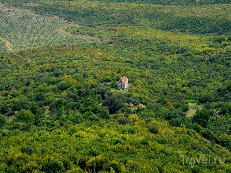 Церковь в Кахетии, Грузия / Фото из Грузии