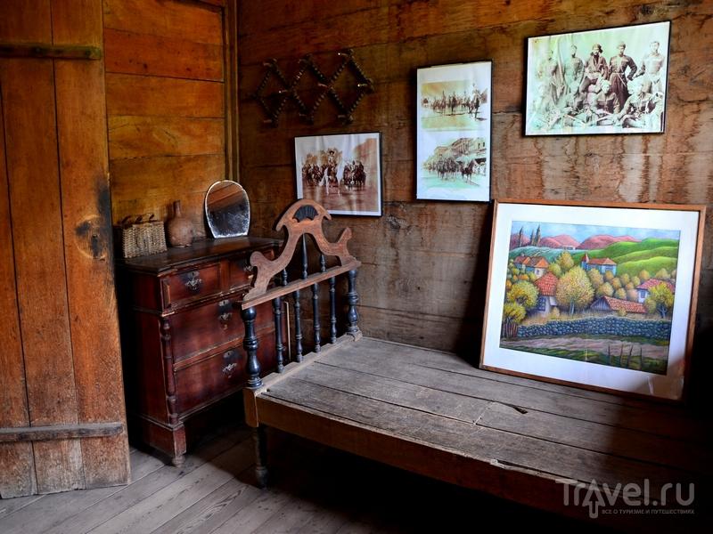 Старинный интерьер в Музее этнографии, Тбилиси, Грузия / Фото из Грузии