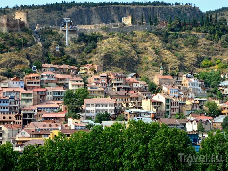 Старые районы Тбилиси, Грузия / Фото из Грузии
