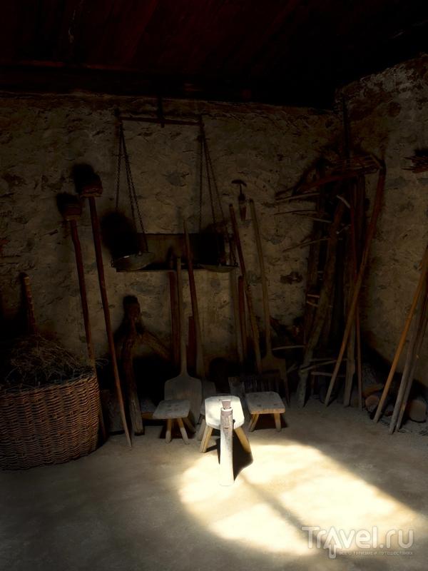 Экспонаты Музея этнографии в Тбилиси, Грузия / Фото из Грузии