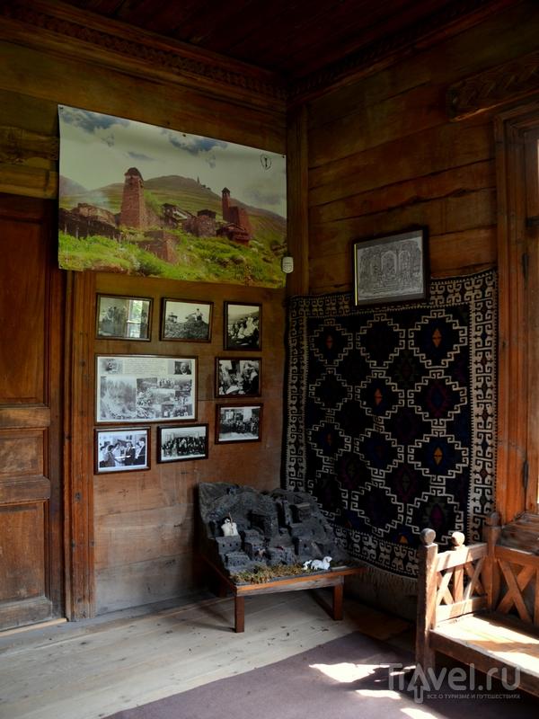 В Музее этнографии, Тбилиси, Грузия / Фото из Грузии