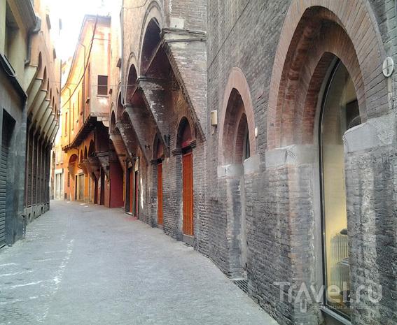Улицы Болоньи / Италия