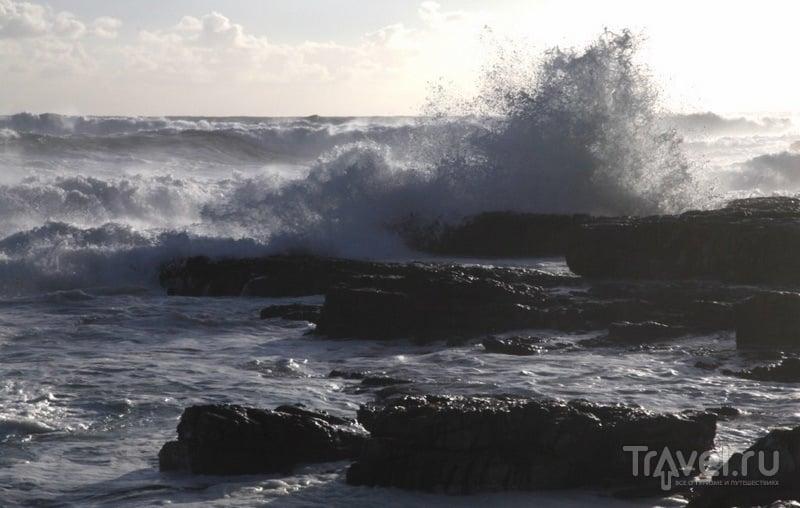 Огромные волны / ЮАР