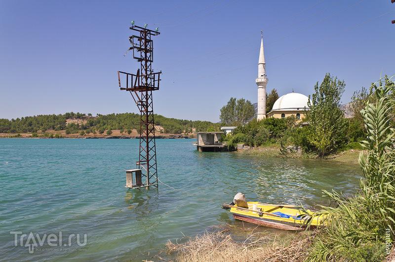 Остатки инфраструктуры / Турция