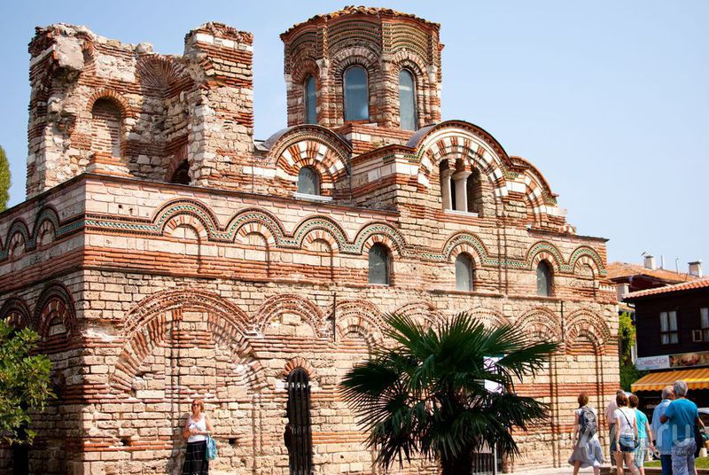 Церковь Христа Пантократора / Болгария