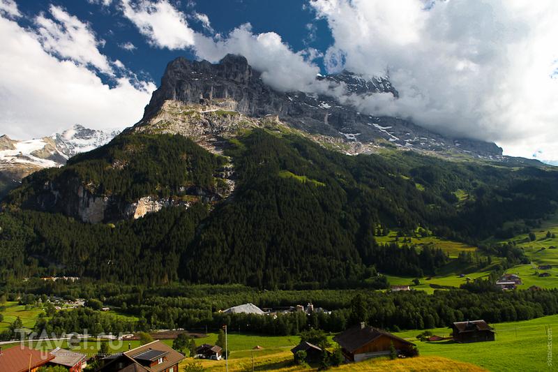 Гора Эйгер / Швейцария
