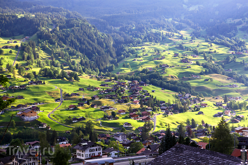 Железная дорога на Юнгфрау / Швейцария
