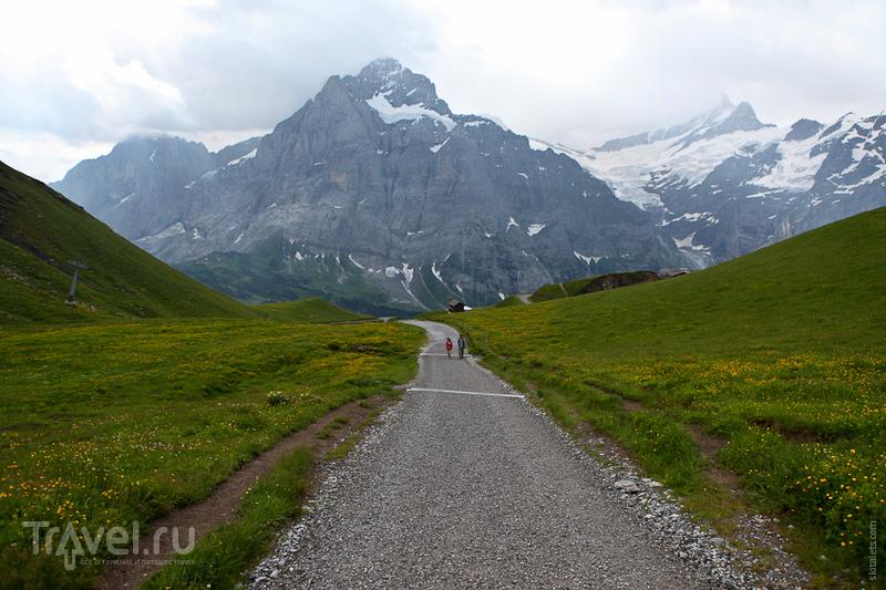 Широкая дорога / Швейцария