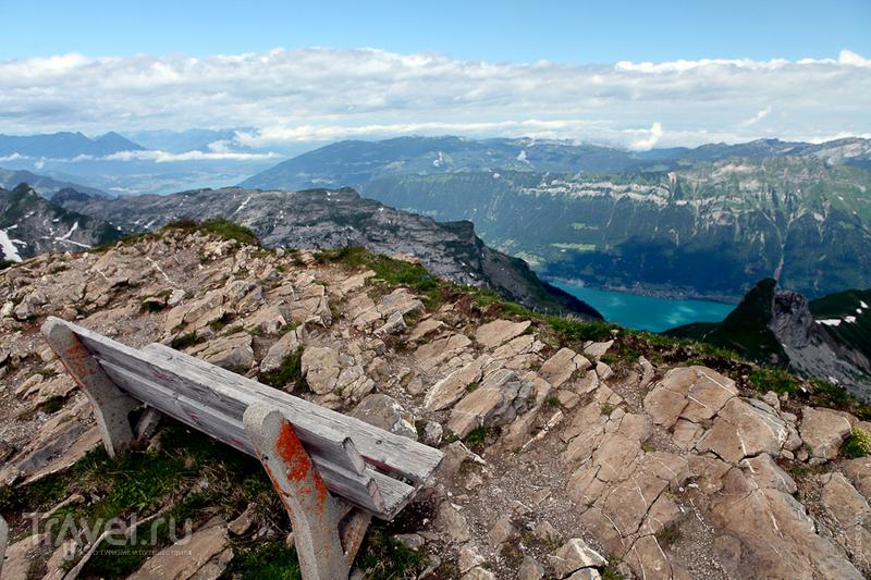 Скамейка для медитаций / Швейцария