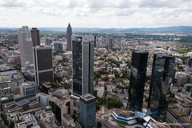 Деловой центр города / Германия