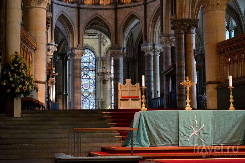 Кресло Св. Августина / Великобритания