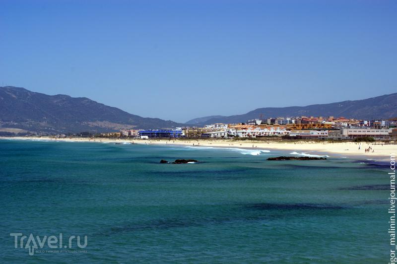 Вид на побережье / Испания