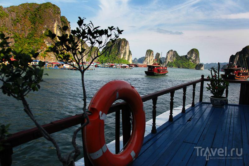 Бухта Халонг / Вьетнам