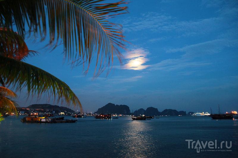 Вечерний залив / Вьетнам