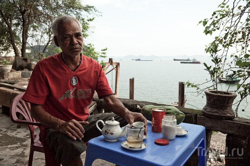 Приятель лодочника / Вьетнам