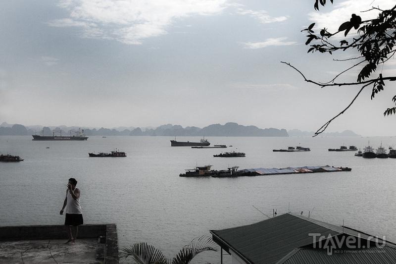 Вид с веранды / Вьетнам