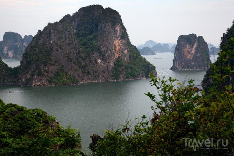 Вид с тропинки / Вьетнам