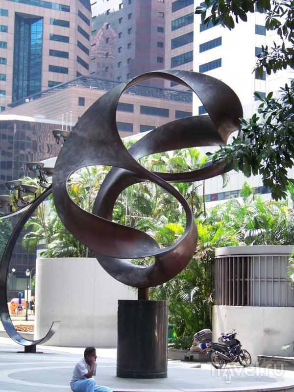 Архитектура Сингапура / Сингапур