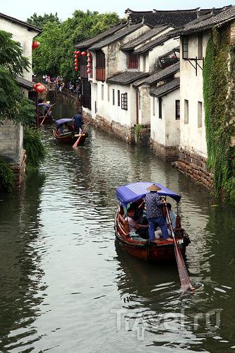 Местные гондолы / Китай