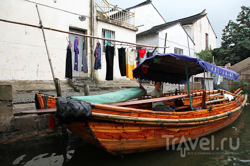 Жизнь на палубе / Китай