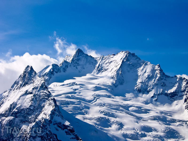 Вершины и небо / Россия