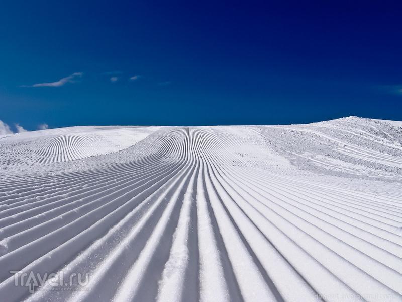 Снежные трассы / Россия