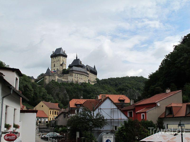 Замок во всем своем величии / Чехия