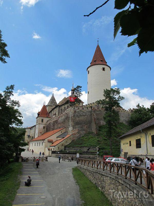 Замок Кривоклат / Чехия