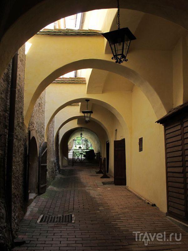 Интерьеры замка / Чехия