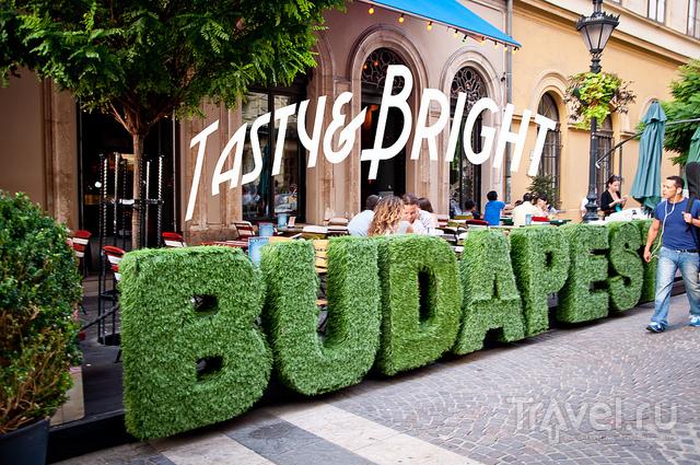 Настоящий рай для гурмана / Венгрия