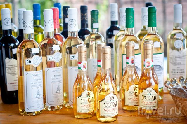 Венгерское вино / Венгрия