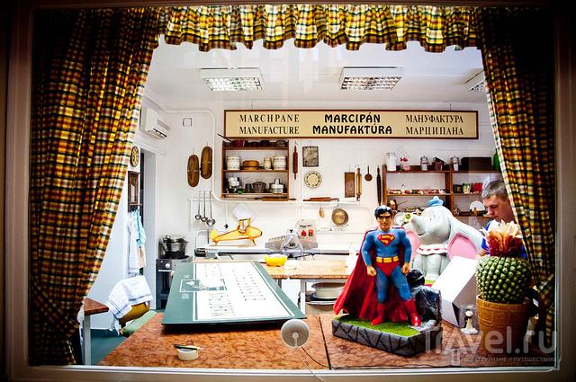 Мастер готовит экспонаты / Венгрия