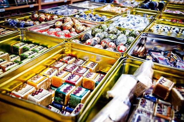 Магазин с сувенирами / Венгрия