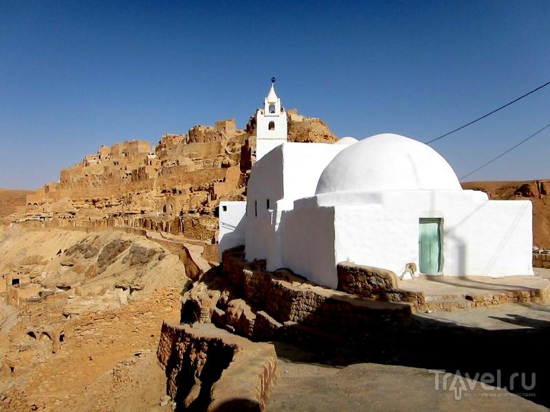 Вид на городок Татауин, Тунис / Тунис