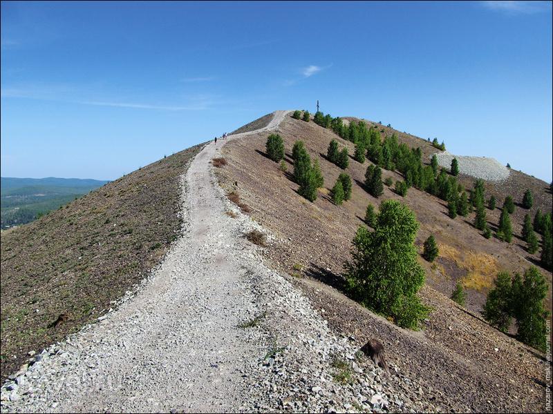 Путь на гору / Россия