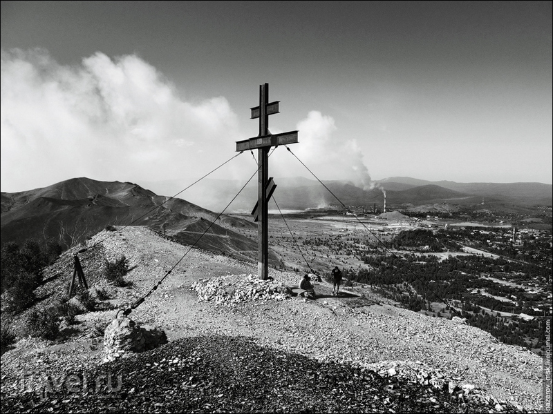 Крест на Поклонной горе / Россия